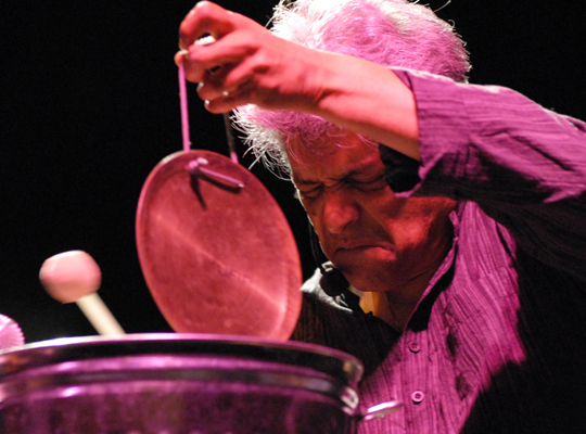 Trilok Gurtu - Queen Elizabeth Hall, London